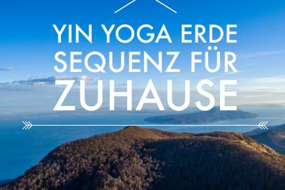 Yin Yoga Erde Sequenz für Zuhause