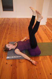 Yin Yoga Free Float Wolfgang Riedl