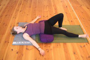 Yin Yoga Psoas Release Wolfgang Riedl