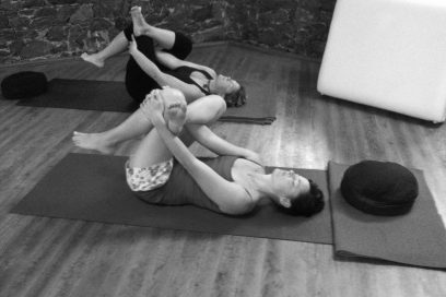 Yin Yoga Sequenz für mehr Leichtigkeit im Leben
