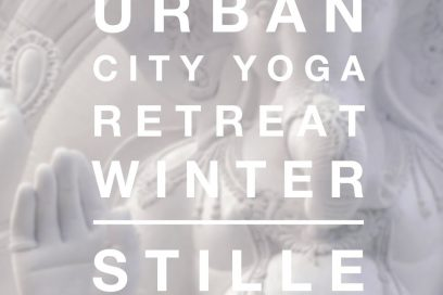 Urban City Retreat Winter Stille Januar 016