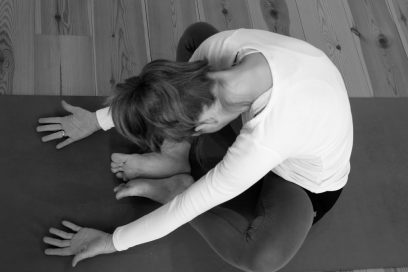 """Yin Yoga Sequenz """"Die Erde erwacht, dein Potenzial kommt zum Vorschein"""""""