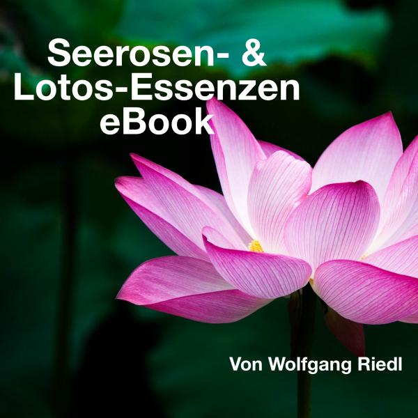 Seerosen Lotus eBook