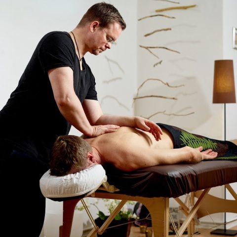 Massage – Balance für Körper und Seele