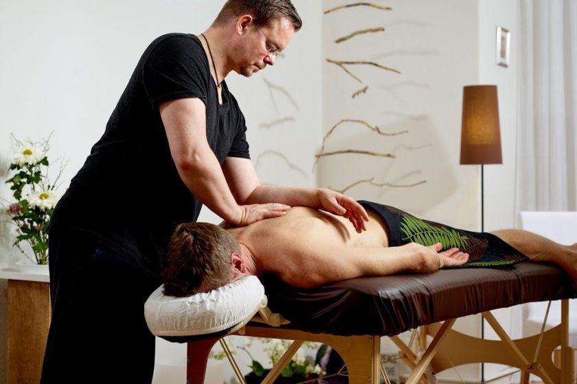 Angebot des Monat – hawaiianisches Massage –