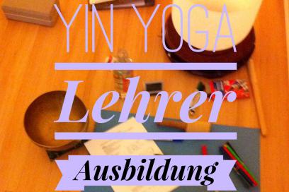 Yin Yoga Ausbildung Info-Abend April 2016