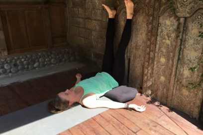 Anti Jetlag Yoga Sequenz