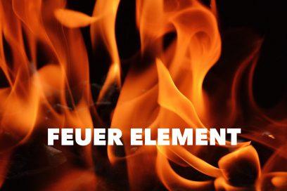 Feuer-Element Essenz