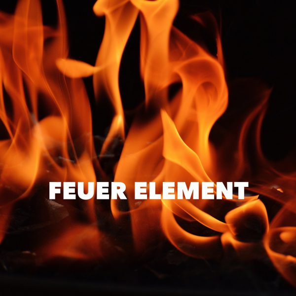 Feuer Element Wolfgang Riedl