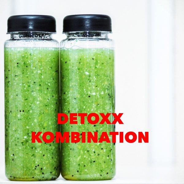 NEF Detox Blütenessenzen Kombination