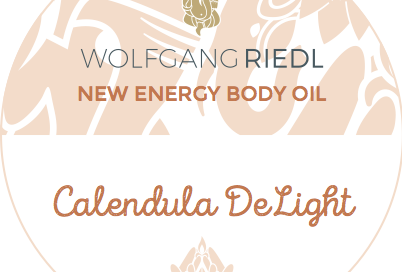 Calendula DeLight – New Energy Körperöl –