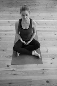 Yin Yoga Sequenz Meditation