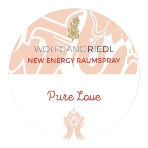 Pure Love etikett