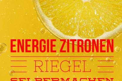 Zitronen Kokosnuss Riegel – etwas frisches braucht der Mensch –