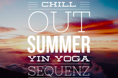 Chill Out Summer Yin Yoga Sequenz für daheim