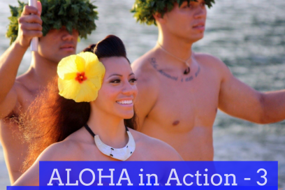ALOHA in Action – 3 Schritte in die Selbstliebe