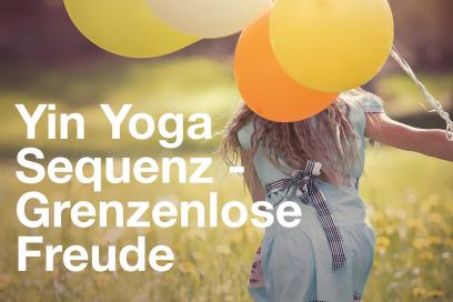 Yin Yoga Sequenz für Zuhause- Grenzenlose Leichtigkeit