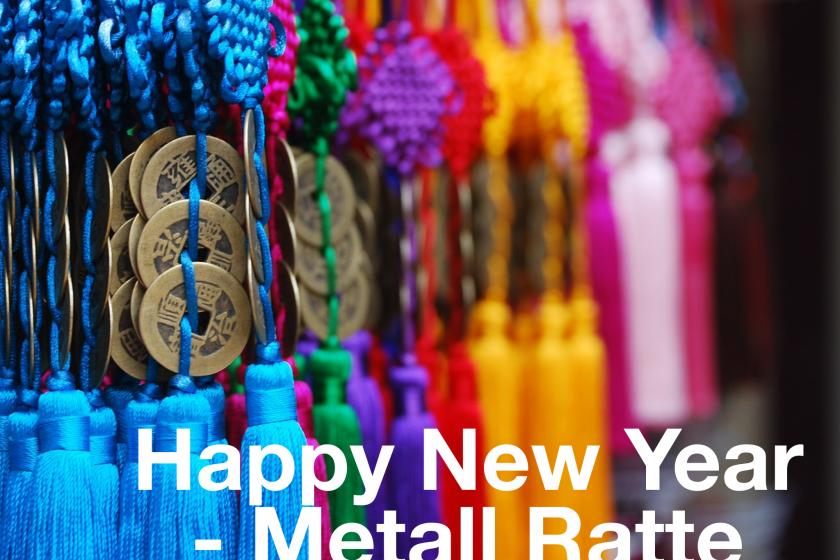 Chinesisch Neujahr – das Jahr der Metall-Ratte
