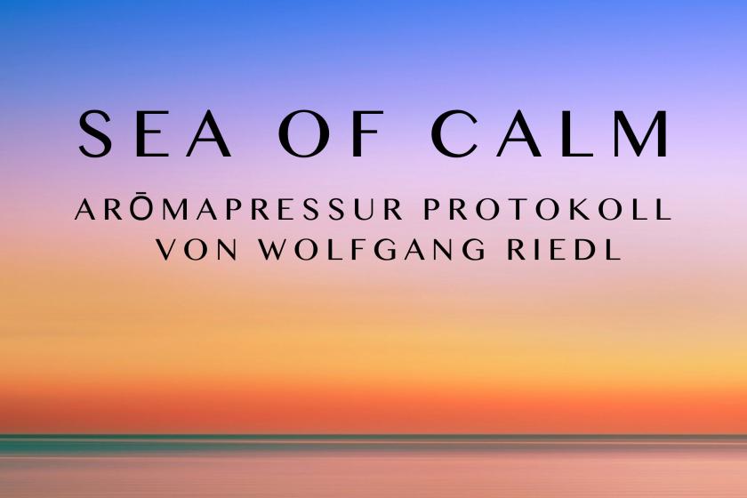 Sea of Calm – in Zeiten des Chaos  Aromapressur Protokoll
