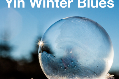 "Yin Yoga Sequenz für Daheim ""Winter Blues"""